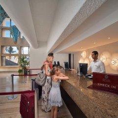 El Cid Castilla Beach Hotel интерьер отеля фото 3