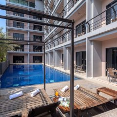 Bhukitta Hotel & Spa балкон