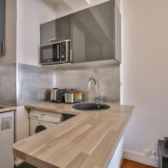Апартаменты 83 - Classy Apartment Paris Le Marais в номере