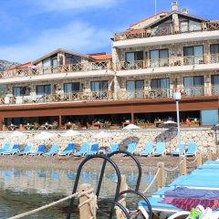 Tasada Otel Турция, Карабурун - отзывы, цены и фото номеров - забронировать отель Tasada Otel онлайн бассейн