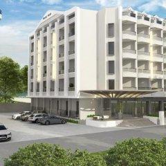 Отель Club Nergis Beach Мармарис парковка