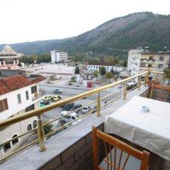 Hotel Pasarela Берат балкон