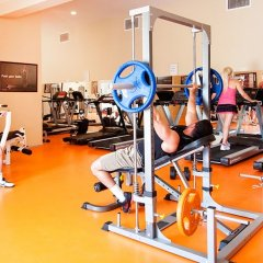 Belconti Resort Hotel - All Inclusive фитнесс-зал фото 2