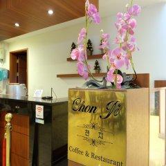 New Chonji Hotel интерьер отеля