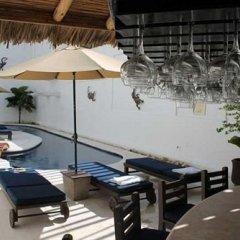 Отель El Hotelito бассейн фото 3