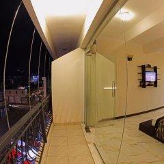 Отель Cafe Aroma Inn балкон