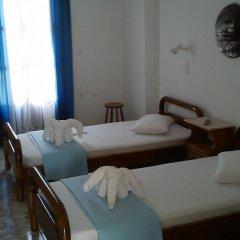 Отель Marina's Studios Греция, Остров Санторини - отзывы, цены и фото номеров - забронировать отель Marina's Studios онлайн комната для гостей фото 5