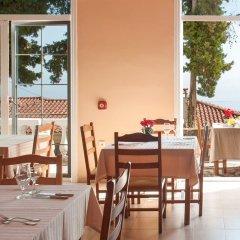 Отель Corfu Village Сивота питание