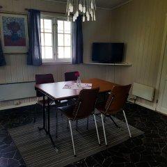 Отель Tjeldsundbrua Camping в номере