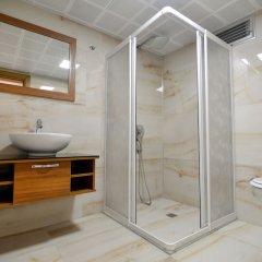 Nest Hotel Турция, Усак - отзывы, цены и фото номеров - забронировать отель Nest Hotel онлайн ванная фото 2