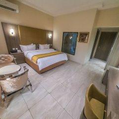 Maxbe Continental Hotel Энугу комната для гостей фото 3