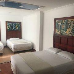 Hotel Cafe Real комната для гостей фото 4