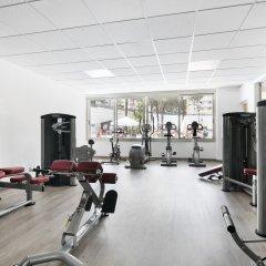 Hotel Oasis Park фитнесс-зал фото 2