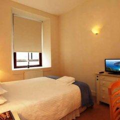 Отель SACO Glasgow - Cochrane Street Великобритания, Глазго - отзывы, цены и фото номеров - забронировать отель SACO Glasgow - Cochrane Street онлайн комната для гостей фото 4