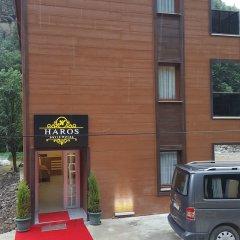 Haros Suite Hotel Турция, Узунгёль - отзывы, цены и фото номеров - забронировать отель Haros Suite Hotel онлайн парковка