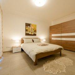 Отель Seafront Apart IN Fort Cambridge Мальта, Слима - отзывы, цены и фото номеров - забронировать отель Seafront Apart IN Fort Cambridge онлайн комната для гостей фото 3