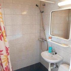 Отель City Pensjonat Норвегия, Санднес - отзывы, цены и фото номеров - забронировать отель City Pensjonat онлайн ванная фото 3