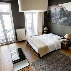 Отель B&B Downtown-BXL Бельгия, Брюссель - отзывы, цены и фото номеров - забронировать отель B&B Downtown-BXL онлайн комната для гостей фото 2