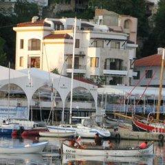 Отель Iris Болгария, Балчик - отзывы, цены и фото номеров - забронировать отель Iris онлайн приотельная территория
