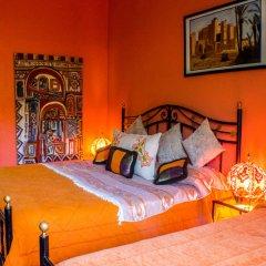 Отель Le Petit Riad Марокко, Уарзазат - отзывы, цены и фото номеров - забронировать отель Le Petit Riad онлайн комната для гостей фото 2