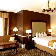 Отель Best Western Plus San Pedro Hotel & Suites США, Лос-Анджелес - отзывы, цены и фото номеров - забронировать отель Best Western Plus San Pedro Hotel & Suites онлайн комната для гостей фото 3