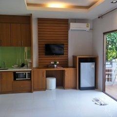 Отель Lanta Intanin Resort Ланта в номере