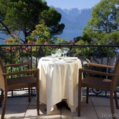 Отель Fairmont Le Montreux Palace питание