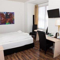 Отель Prinsen Hotel Дания, Алборг - отзывы, цены и фото номеров - забронировать отель Prinsen Hotel онлайн удобства в номере фото 4