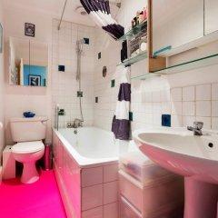 Отель Veeve - Perfect Portobello Великобритания, Лондон - отзывы, цены и фото номеров - забронировать отель Veeve - Perfect Portobello онлайн ванная