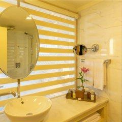 Rixos Downtown Antalya Турция, Анталья - 7 отзывов об отеле, цены и фото номеров - забронировать отель Rixos Downtown Antalya онлайн ванная фото 2
