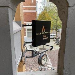 Отель Bilderberg Jan Luyken Amsterdam Амстердам фото 4