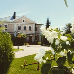 Арт-отель Николаевский Посад вид на фасад фото 2