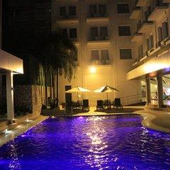 Отель Savannah Resort Hotel Филиппины, Пампанга - отзывы, цены и фото номеров - забронировать отель Savannah Resort Hotel онлайн вид на фасад фото 2