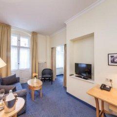 Отель Novum Hotel Kronprinz Berlin Германия, Берлин - 4 отзыва об отеле, цены и фото номеров - забронировать отель Novum Hotel Kronprinz Berlin онлайн комната для гостей фото 4