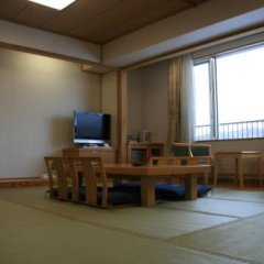 Отель Japanese Auberge Plaza Ryokufu Natural Hot Spring комната для гостей фото 5