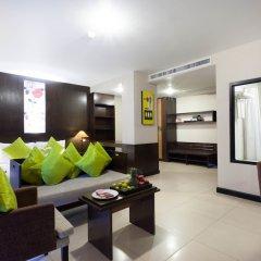 Andakira Hotel комната для гостей фото 18