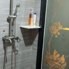 Nantou Weinisi Hotel ванная фото 2