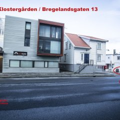 Апартаменты City Housing - Bergelandsgata 13 - Klostergaarden Apartments Ставангер парковка