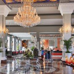 Отель Riu Palace Riviera Maya Плая-дель-Кармен интерьер отеля фото 3