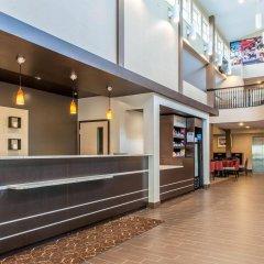Отель Comfort Suites Columbus США, Колумбус - отзывы, цены и фото номеров - забронировать отель Comfort Suites Columbus онлайн интерьер отеля фото 2