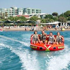 Limak Atlantis De Luxe Hotel & Resort Турция, Белек - 3 отзыва об отеле, цены и фото номеров - забронировать отель Limak Atlantis De Luxe Hotel & Resort онлайн приотельная территория фото 2