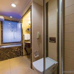 Elite World Istanbul Hotel Турция, Стамбул - отзывы, цены и фото номеров - забронировать отель Elite World Istanbul Hotel онлайн ванная