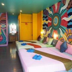 Отель Cha-Ba Bungalow & Art Gallery Таиланд, Ланта - отзывы, цены и фото номеров - забронировать отель Cha-Ba Bungalow & Art Gallery онлайн фото 8