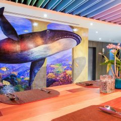 Grand Scenaria Hotel Pattaya детские мероприятия