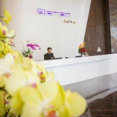 Boton Blue Hotel & Spa интерьер отеля