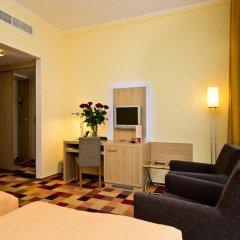 Отель Amarilis Чехия, Прага - 1 отзыв об отеле, цены и фото номеров - забронировать отель Amarilis онлайн комната для гостей фото 5