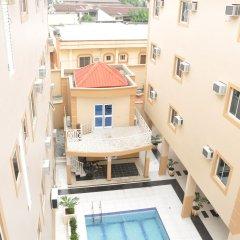 Отель Claridon Hotels & Resorts балкон