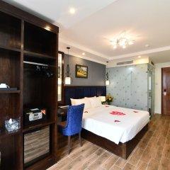 Отель Hanoi Bella Rosa Trendy Hotel Вьетнам, Ханой - отзывы, цены и фото номеров - забронировать отель Hanoi Bella Rosa Trendy Hotel онлайн удобства в номере фото 2