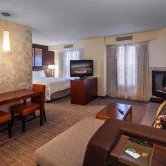 Отель Residence Inn Columbus Easton США, Колумбус - отзывы, цены и фото номеров - забронировать отель Residence Inn Columbus Easton онлайн комната для гостей фото 5