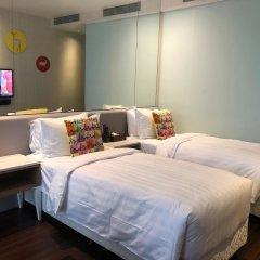Отель The Forest by Wangz комната для гостей